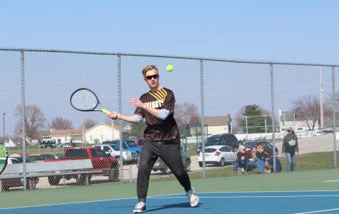 4-10 Varsity Boys Tennis vs. Parkway South [Photo Gallery]