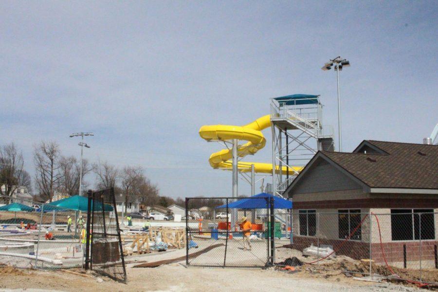 Updated Wapelhorst Water Park Prepares to Open
