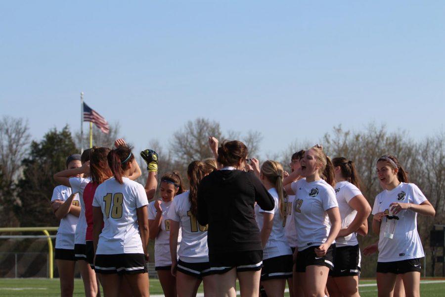 4-17 JV Soccer vs. Troy [Photo Gallery]