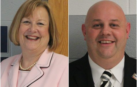 Janet Stiglich and Chad Lange are the School Board's Newest Members