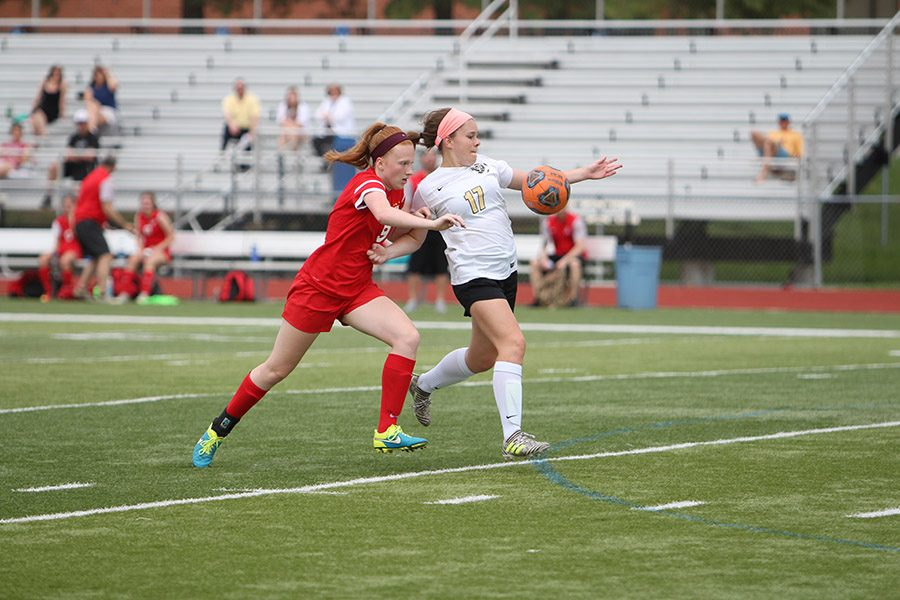 5/10 JV Girls Soccer vs. Visitation Academy [Photo Gallery]