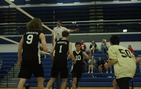 4/24 Varsity Boys Volleyball vs. Fort Zumwalt West [Live Broadcast]