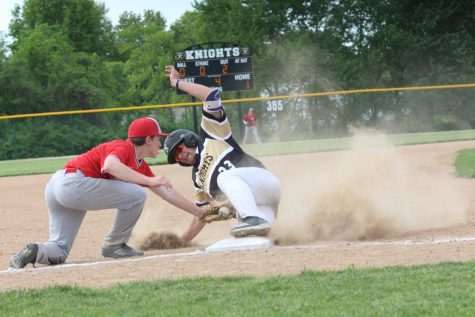 5-10 Varsity Baseball vs Warrenton [Photo Gallery]