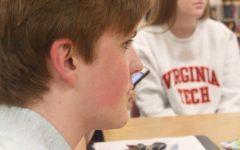 Sophomore Brendan Gannon Begins Term as Student Council President