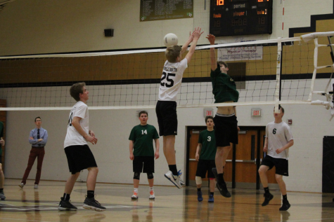 4-30 JV Boys Volleyball vs Pattonville [Photo Gallery]