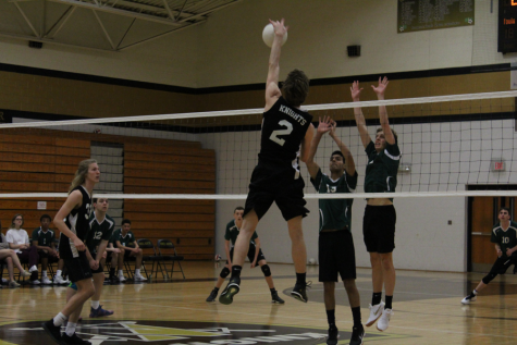 4-30 Varsity Boys Volleyball vs Pattonville [Photo Gallery]